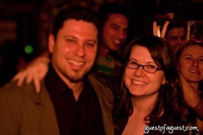 meghan keane in Destination Bar - Opening Media Party