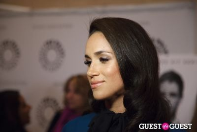 meghan markle in The Paley Center for Media Presents A