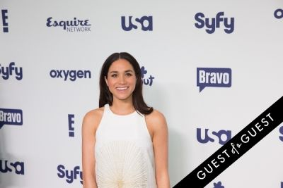 meghan markle in NBCUniversal Cable Entertainment Upfront