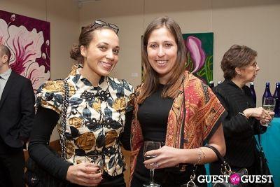 mei li-da-silva-vint in Ovarian Cancer National Alliance 15th Anniversary Annual Teal Gala