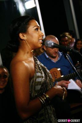 melanie fiona in OK! & Music Unites present Melanie Fiona at the Cooper Square Hotel Penthouse