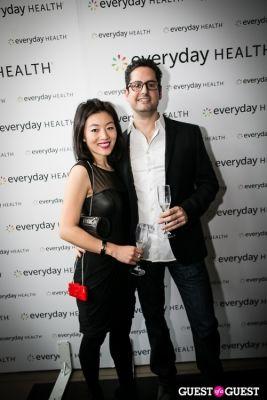 melanie goldey in Everyday Health IPO Party