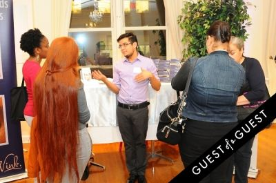tracy iglesias in Beauty Press Presents Spotlight Day Press Event In November