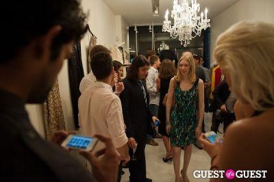 melissa berkelhammer in FNO Celebrates The Opening Of Alexander Berardi New York Flagship Boutique