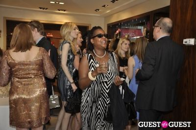 melissa berkelhammer in Judith Leiber's Kick Off Event For Wildlife Conservation Society's Central Park Zoo Gala