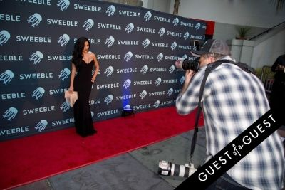 melissa ceja in Sweeble Launch Event