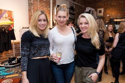 olivia june-poole in Kamila Dmowska Holiday Trunk Show
