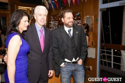 brent roske in 'Chasing The Hill' Reception Hosted by Gov. Gray Davis and Richard Schiff
