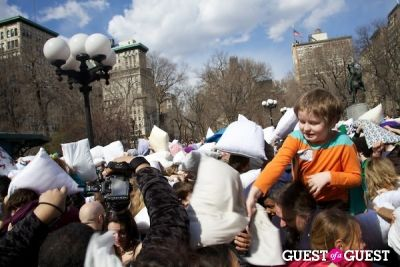 melissa sgro in Pillow Fight Day