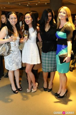 melissa somosky in IvyConnect NYC Presents Sotheby's Gallery Reception
