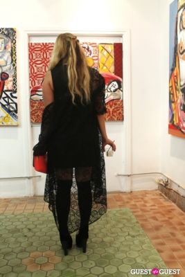 melissa stern in Domingo Zapata Presents 'A Nod to Matisse' at LAB ART Gallery