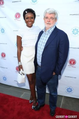 mellody hobson in Compound Foundation Fostering A Legacy Benefit Honoring George Lucas