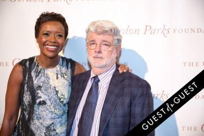 george lucas in Gordon Parks Foundation Awards 2014