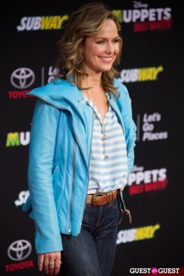 melora hardin in Premiere Of Disney's