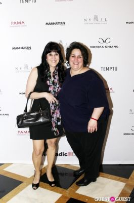 merina deangelis in NYJL Bags and Bubbles