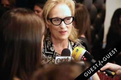 14th Annual Monte Cristo Awards Dinner Honoring Meryl Streep