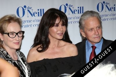 michael douglas in 14th Annual Monte Cristo Awards Dinner Honoring Meryl Streep