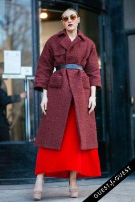 Paris Fashion Week Pt 1