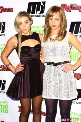 mia moretti;-caitlin-moe in Garnier & Rolling Stone kick off Music Unites Women's Empowerment