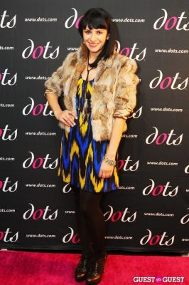 mia morgan in Dots Styles & Beats/Fashion Alchemist Party