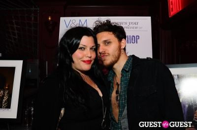 mia tyler in V&M and Andy Hilfiger Exclusive Preview Event of The V&M Rock Shop