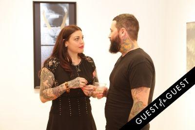 mia tyler in Art Now NY Opening of