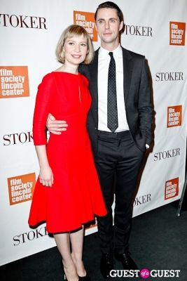 mia wasikowska in New York Special Screening of STOKER