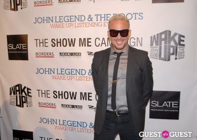 micah jesse in Listening Party for John Legend & The Roots upcoming album