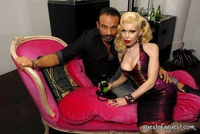 michael angelo in Amanda Lepore Perfume Launch