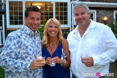 chuck sanders in First Annual Hampton Gala to Raise Money for Ronald McDonald House New York