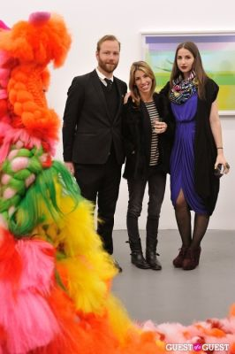 michelle hellman-cohen in Bowry Lane group exhibition opening at Charles Bank Gallery