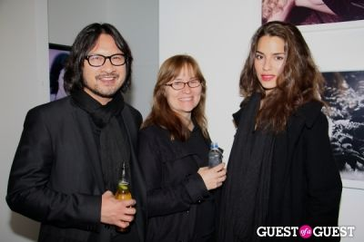 donna stride in Private View of Leica's 'S Mag - The Rankin Issue'