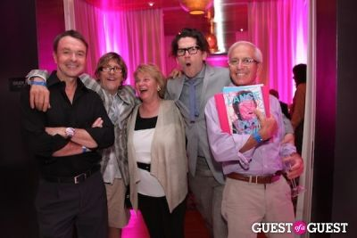 michael clinton in Lance Out Loud Book Launch