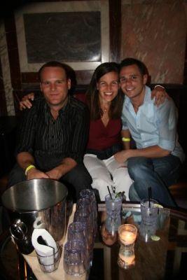 michael bennett in Debonair Magazine Launch and Premiere Party