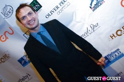 michael dean-shelton in Legion of Hope Fashion and Awards Gala