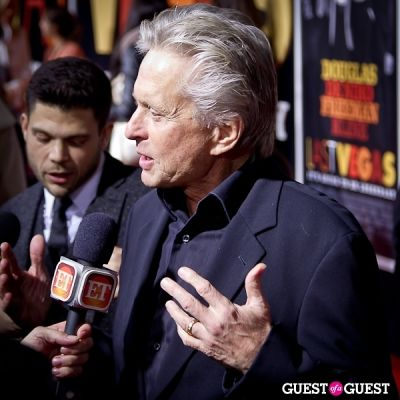 michael douglas in Last Vegas Premiere New York