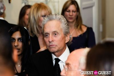 michael douglas in NYC Police Foundation - 40th Anniversary Gala