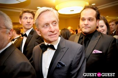 michael douglas in White House Correspondents' Dinner 2013