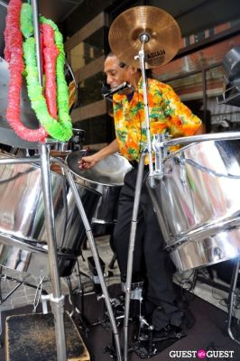 michael george in Bethesda Row July Sidewalk Sale