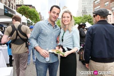 michael gleason in A Taste of Tribeca 2013