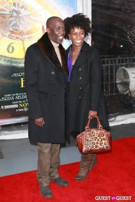 shae twitty in Martin Scorcese Premiere of