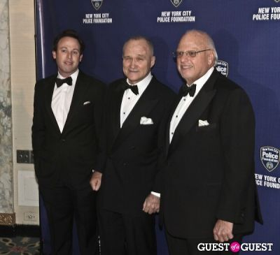 michael lorber in NYC POLICE FOUNDATION GALA