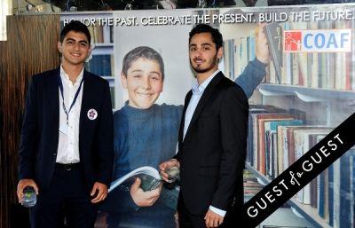 armen mkhitarian in Children of Armenia Fund 2015 Summer Soiree