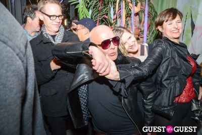 michael musto in Area Afterparty
