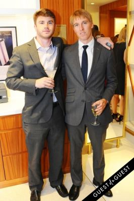 michael patterson in Hartmann & The Society of Memorial Sloan Kettering Preview Party Kickoff Event