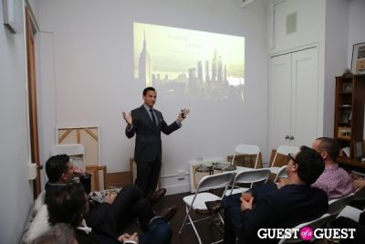 michael samuelian in The Real Deal Hosts a Discussion about the High Line and Hudson Yards