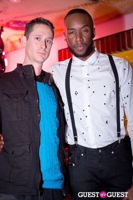 michael shane in Jae Joseph Bday Party hosted by the Henery at Hudson Hotel