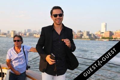 michael tommasiello in Chef Morimoto Hosts Sunset Yacht Cruise