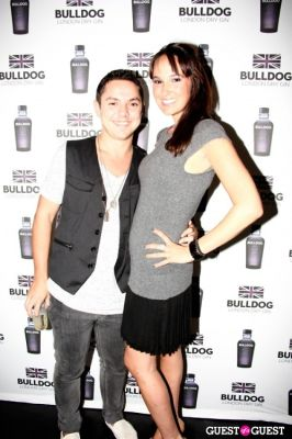 michael tommasiello in Bulldog Gin FNO After-Party