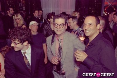 michael urie in Michael Musto Anniversary Party